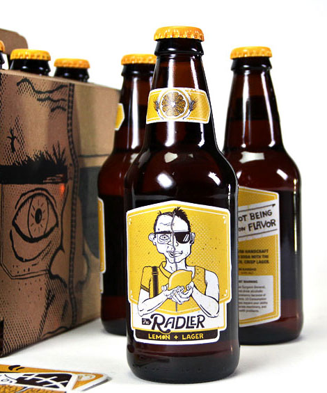 Zip Brew Co. Packaging