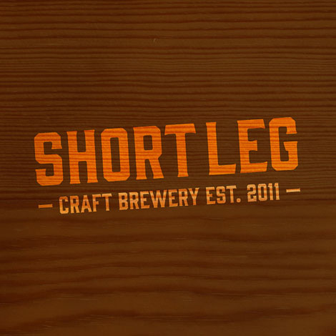 Short Leg Craft Brewers Logo