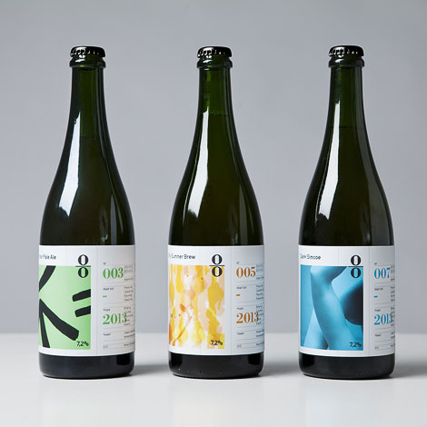 O|O Brewing Bottles