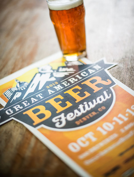 Great American Beer Festival Poster