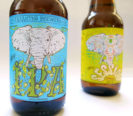 Taratino IPA Bottle