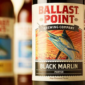 Ballast Point Bottles