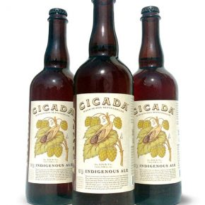 Yards Brewing Cicada Bottles