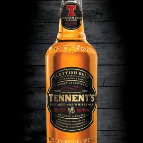 Tennent's Bottle