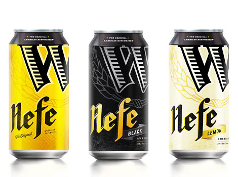 Widmer Brothers Hefe Cans