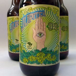 Jupiter IPA Bottles