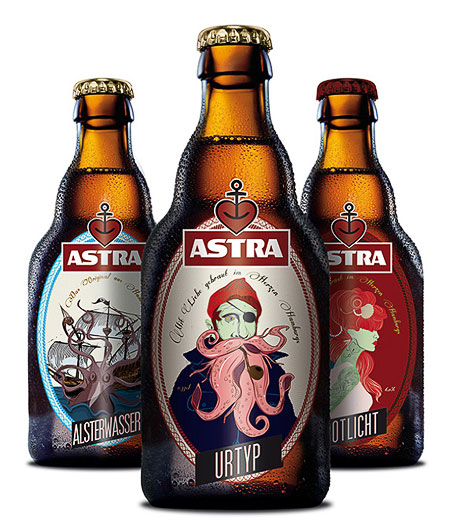 Astra Beer