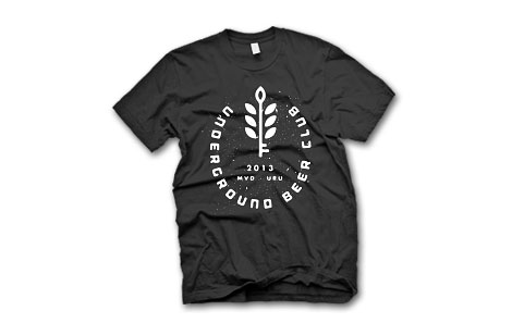 Underground Beer Club Shirt