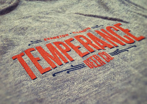 Temperance Beer Co. Shirt