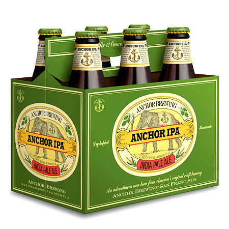 Anchor IPA Six Pack