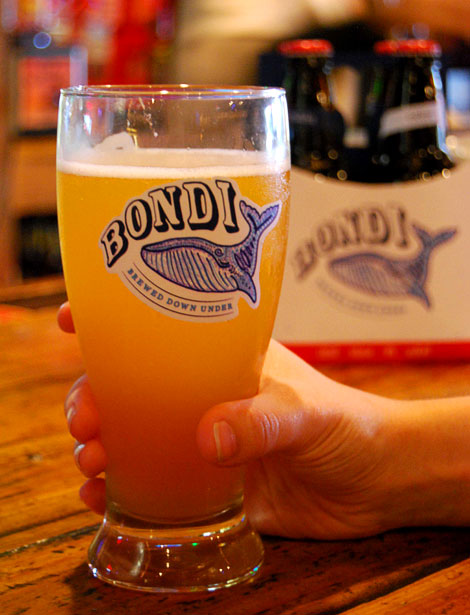 Bondi Brew Glass