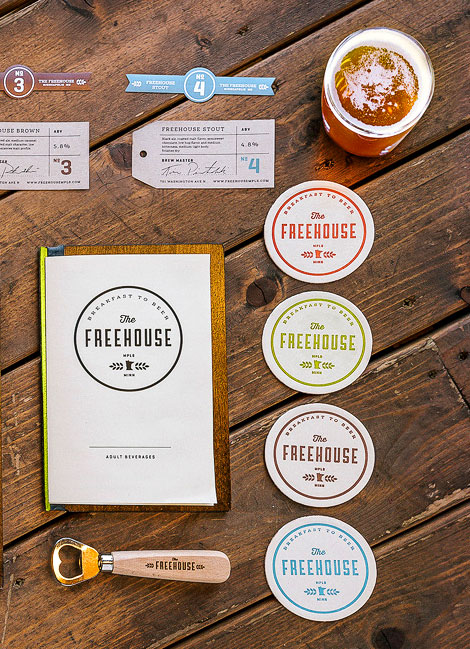 The Freehouse Identity
