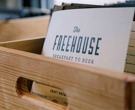 The Freehouse Cards