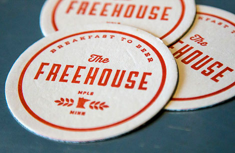 The Freehouse Coasters