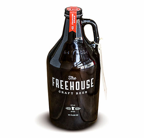 The Freehouse Growler