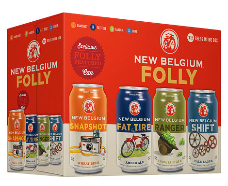 New Belgium Folly