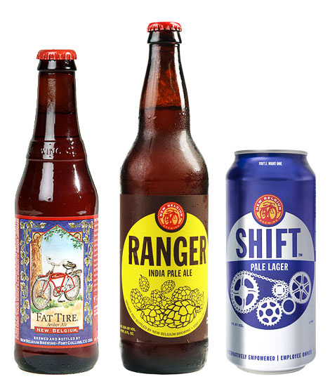 New Belgium Previous Lineup