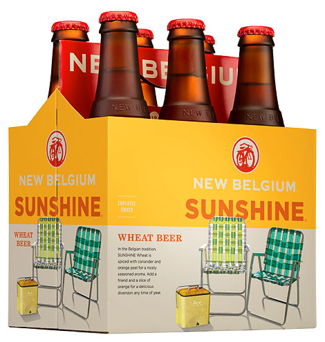 New Belgium Sunshine