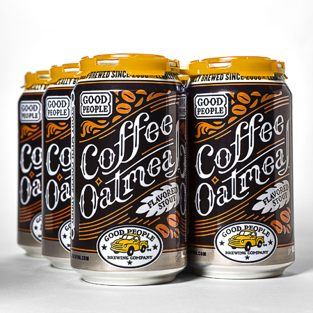 Good People Coffee Stout Cans