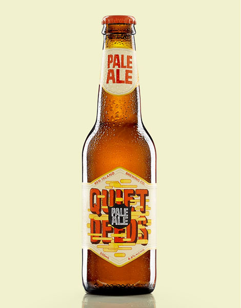Quiet Deeds Pale Ale