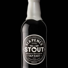 Sixpence Stout Bottle