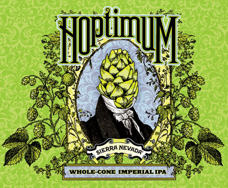 Hoptimum Label