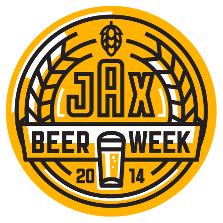 Jacksonville Beer Week Logo