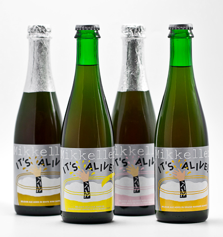 Mikkeller It's Alive Bottles