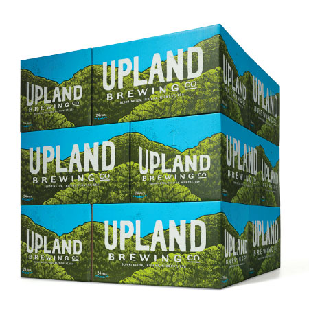 Upland Brewing Cases
