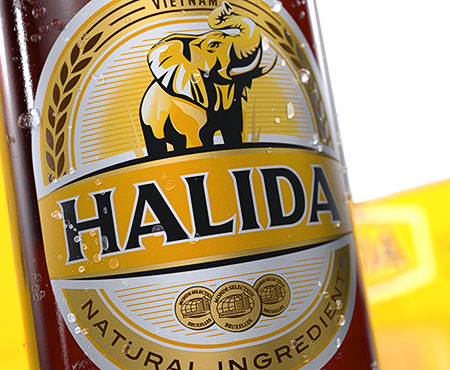 Halida Beer Packaging