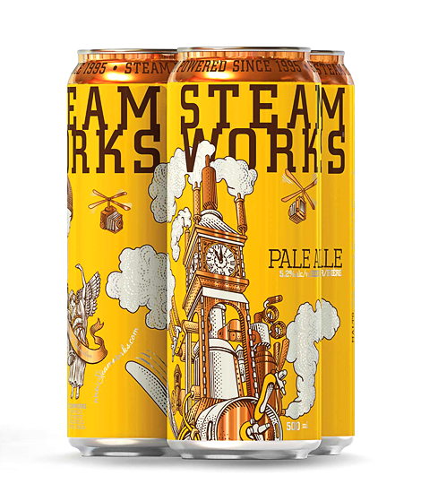Steamworks Brewing | Oh Beautiful Beer