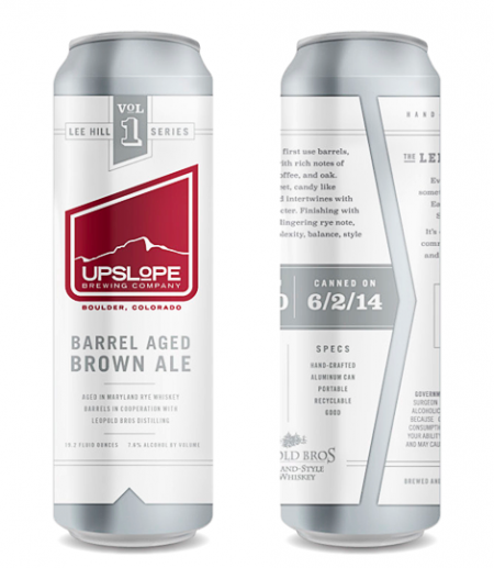 Upslope Lee Hill Series Cans