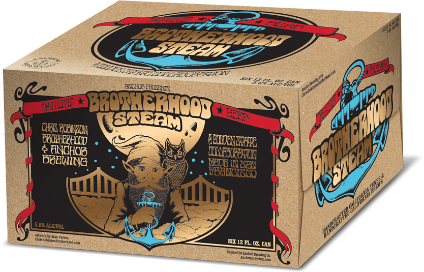 Brotherhood Steam Beer | Oh Beautiful Beer