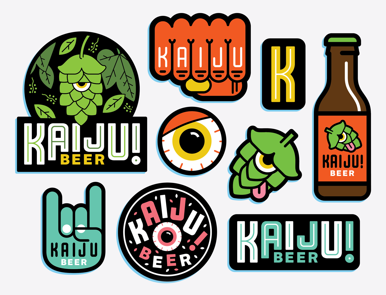Kaiju! Beer | Oh Beautiful Beer