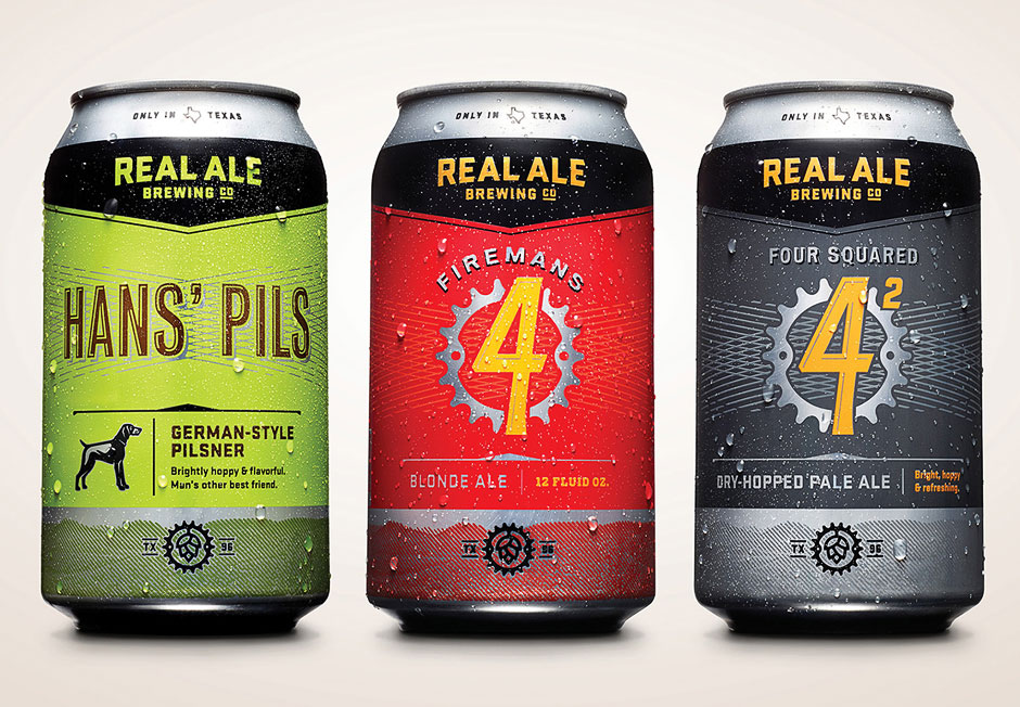 Real Ale Cans