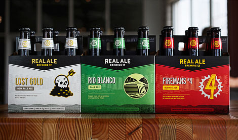 Real Ale Six Packs