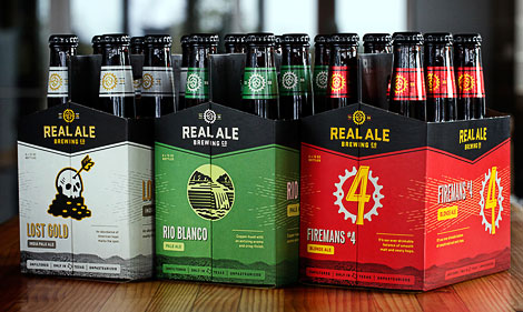 Real Ale Six Pack