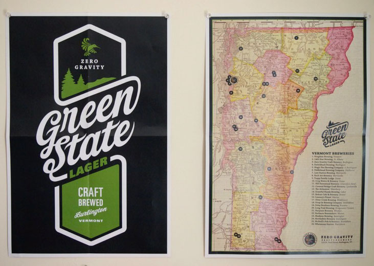 Green State Lager Oh Beautiful Beer