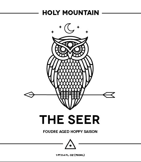 Holy Mountain The Seer