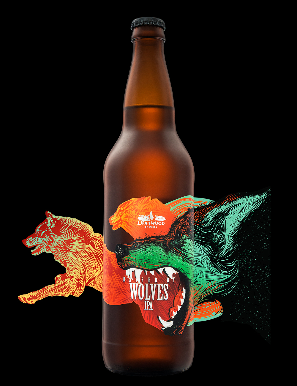 Raised by Wolves Wild IPA