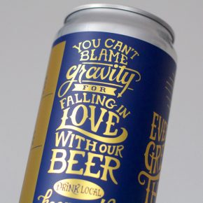 Theory Brewing Co. Crowlers