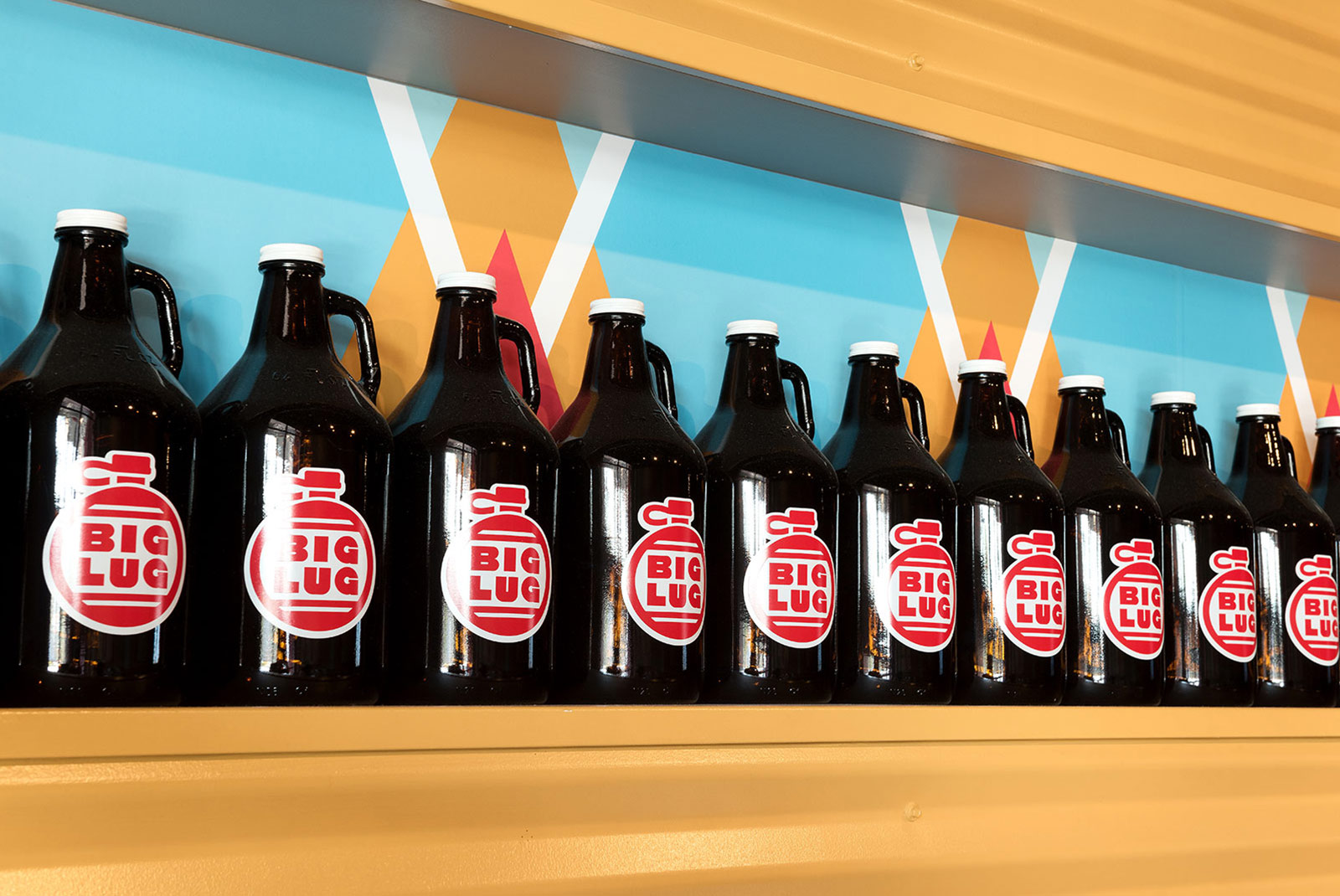Big Lug Canteen Growlers