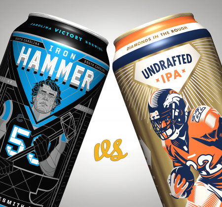 Super Bowl Design Brawl