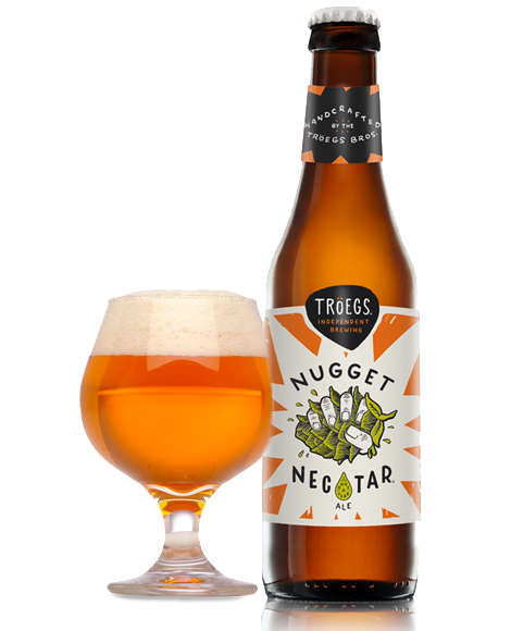 Nugget Nectar Oh Beautiful Beer