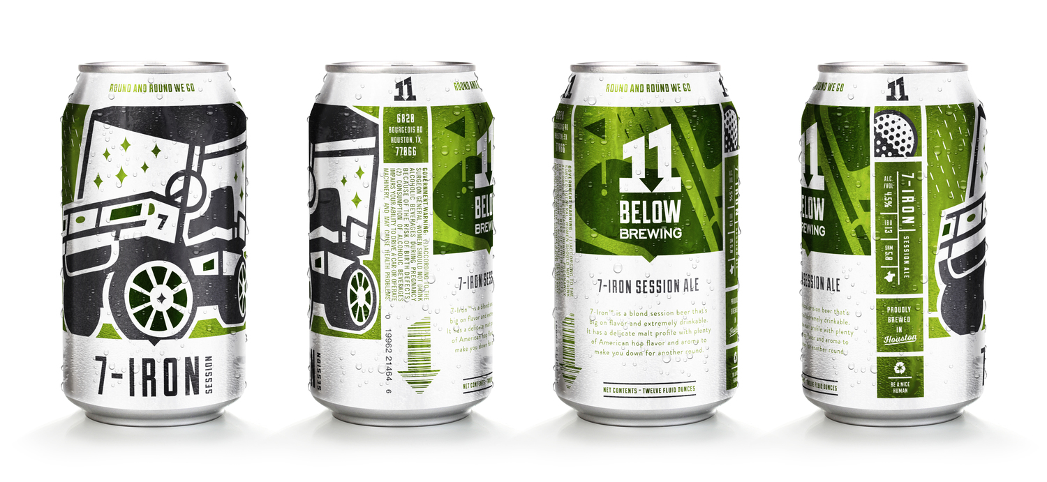 11 Below Brewing