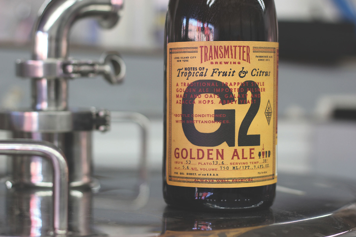 Transmitter Brewing G2