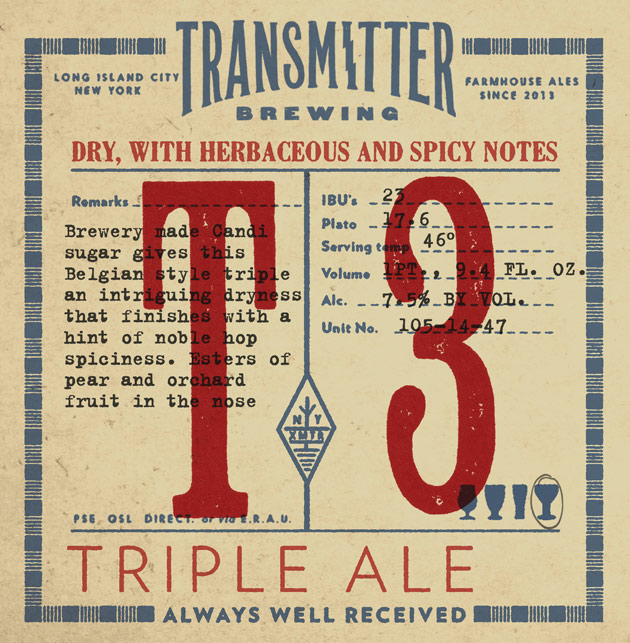 Transmitter Brewing T3