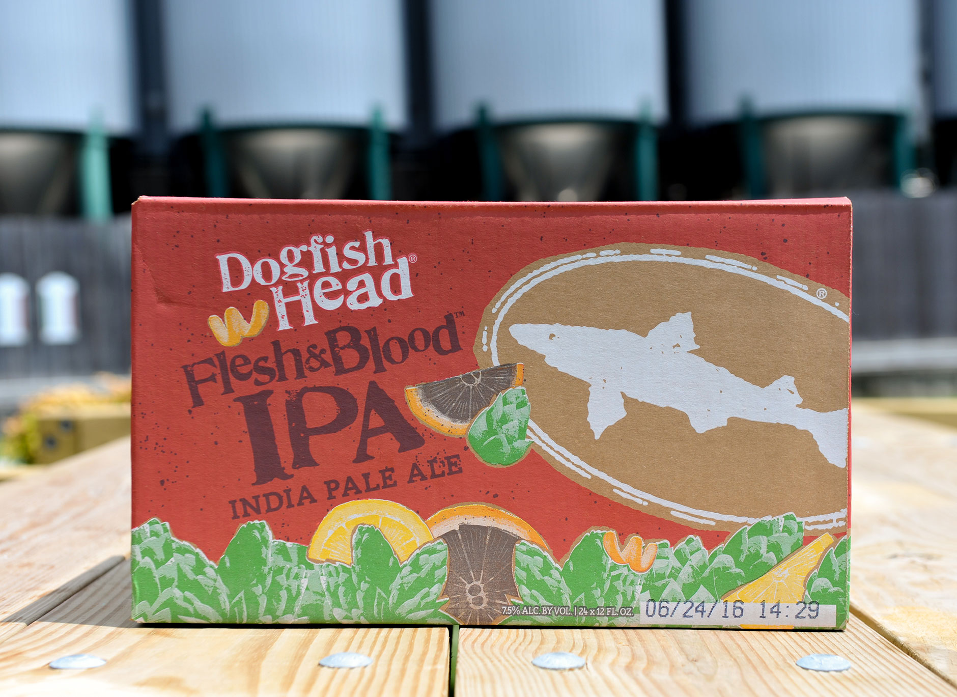 Flesh & Blood IPA