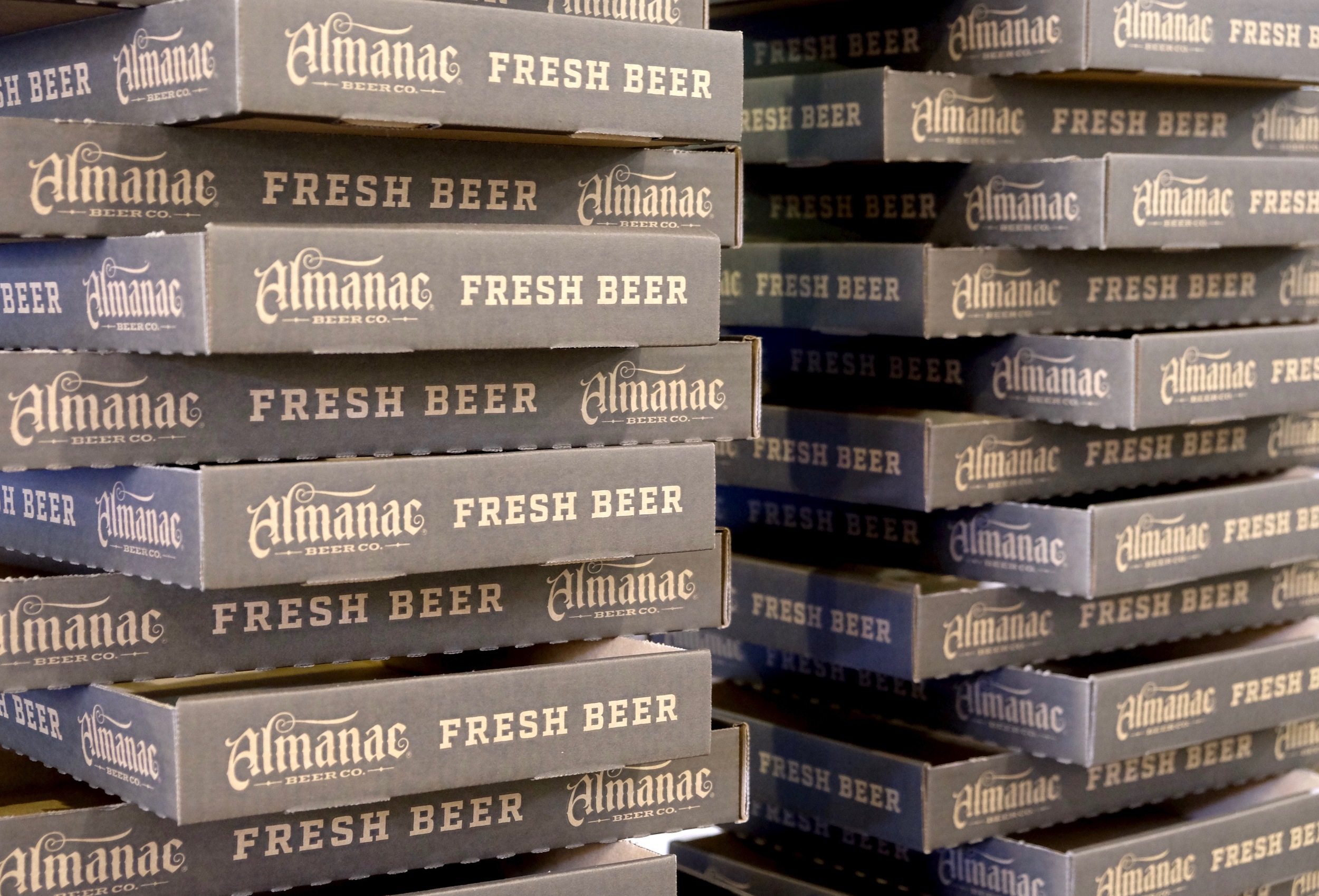 Almanac Beer Co. Cans