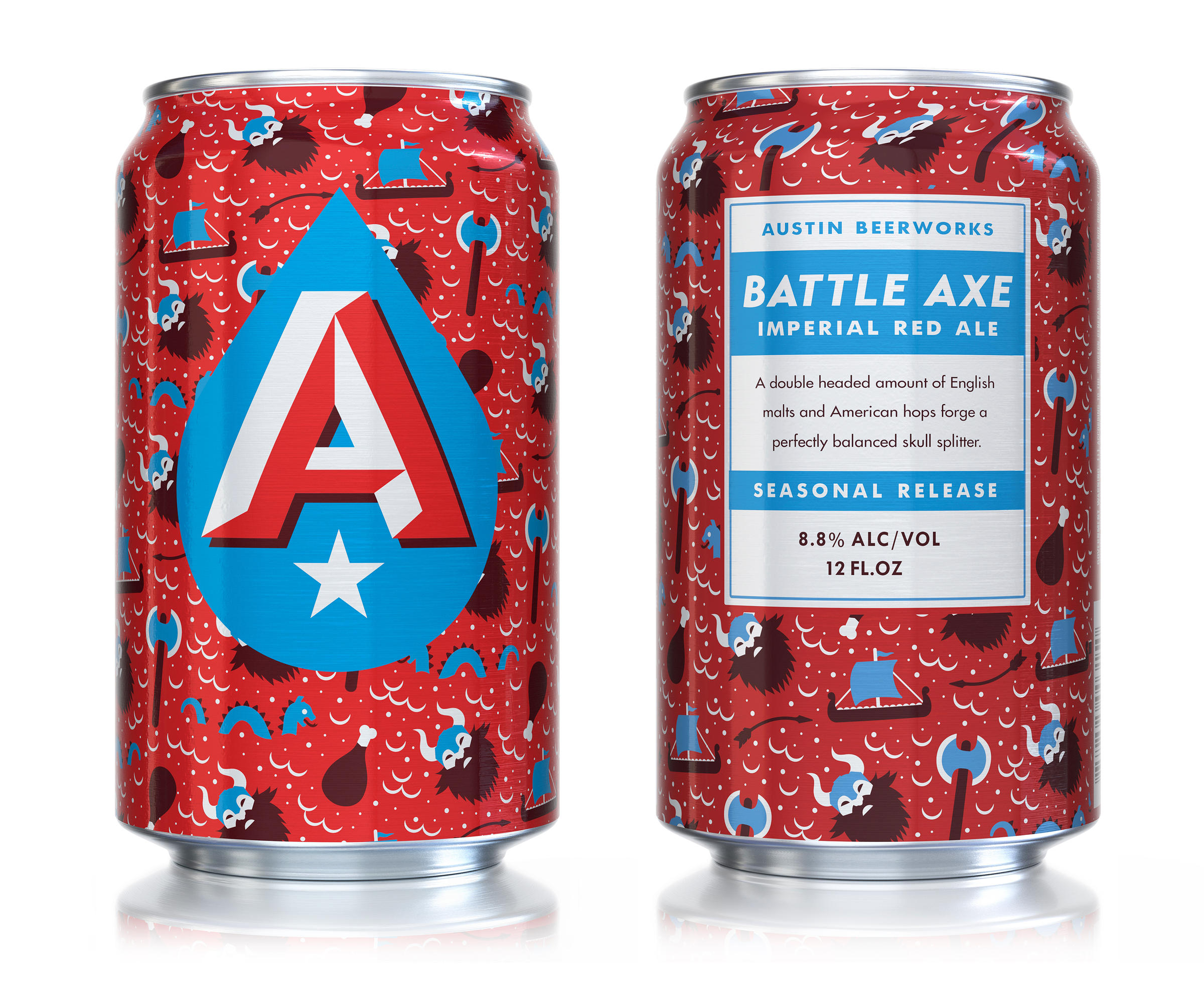Austin Beerworks Battle Axe